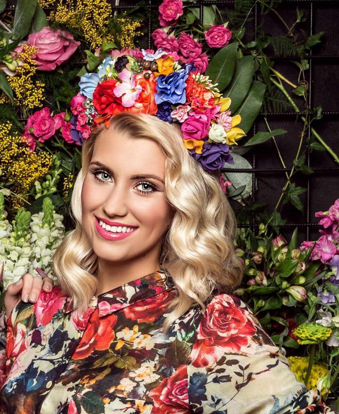 Foto: finalistka č.12 Laura Hajdušíková.